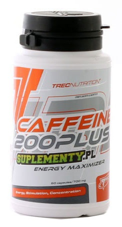 Caffeine 200 PLUS - TRECNUTRITION