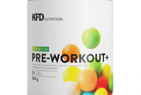 Premium Pre-Workout Plus