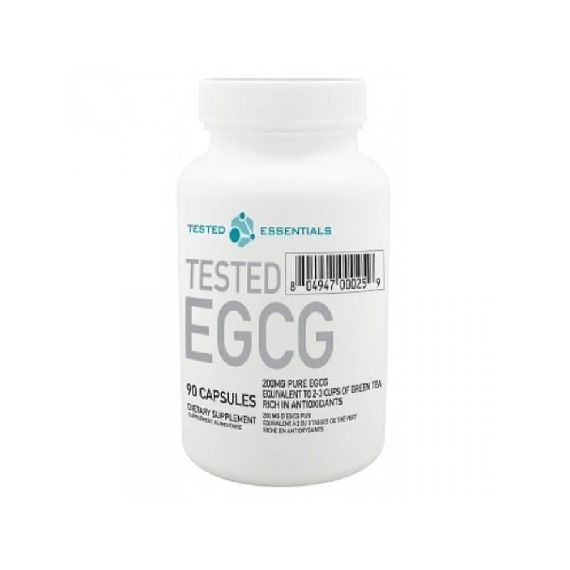 Tested EGCG - Tested Essentials